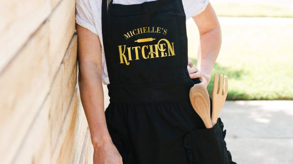 Hundred Hearts Personalized Apron
