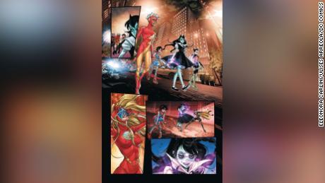 DC Comics présente son premier personnage Flash non binaire