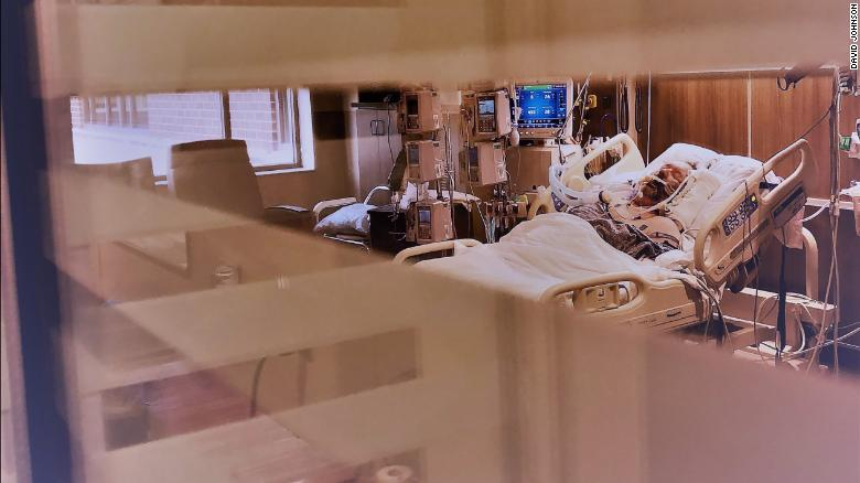 Mississippi man who was on his deathbed with Covid-19 says his community and faith saved him