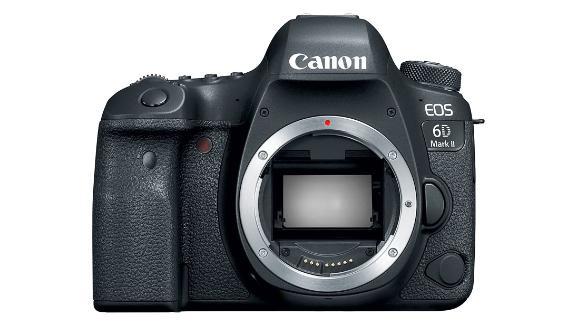 Canon EOS 6D Mark II DSLR