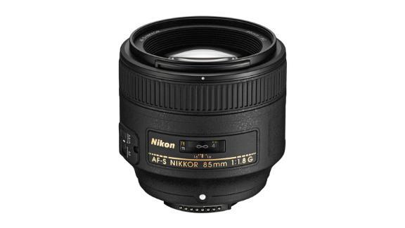 Nikon AF-S NIKKOR 85mm f/1.8G Lens