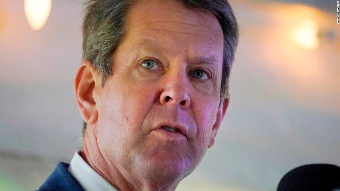 Georgia GOP officials rebuff Trump