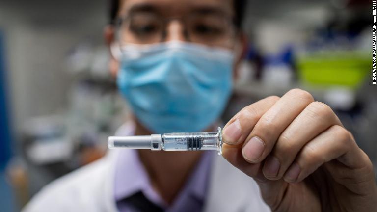 El mundo no está preparado para administrar la vacuna contra el covid-19