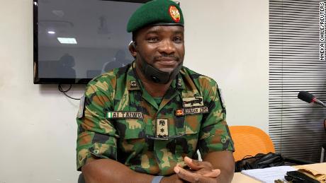 Nigerian military admits performing live patrols during Lekki Toll Gate protests, despite previous denials