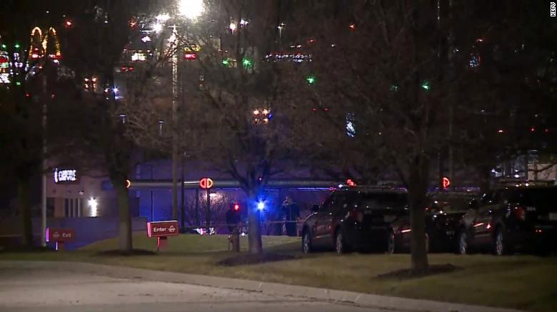 2 dead in Nebraska after a shooting at a Sonic Drive-In, officials say