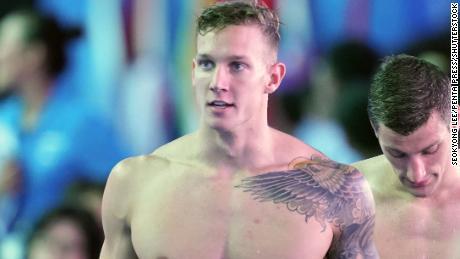 Caeleb Dressel bat deux records du monde en Ligue internationale de natation