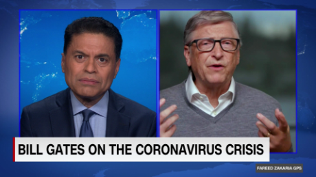 Bill Gates confident almost all Covid-19 vaccines will work well