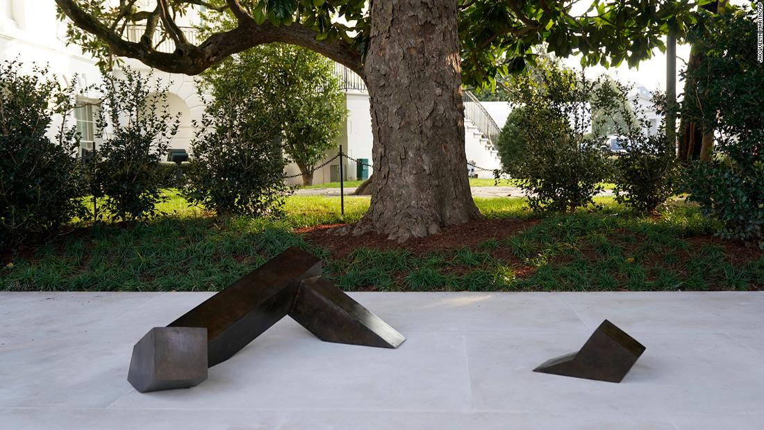 Isamu Noguchi sculpture becomes White House
