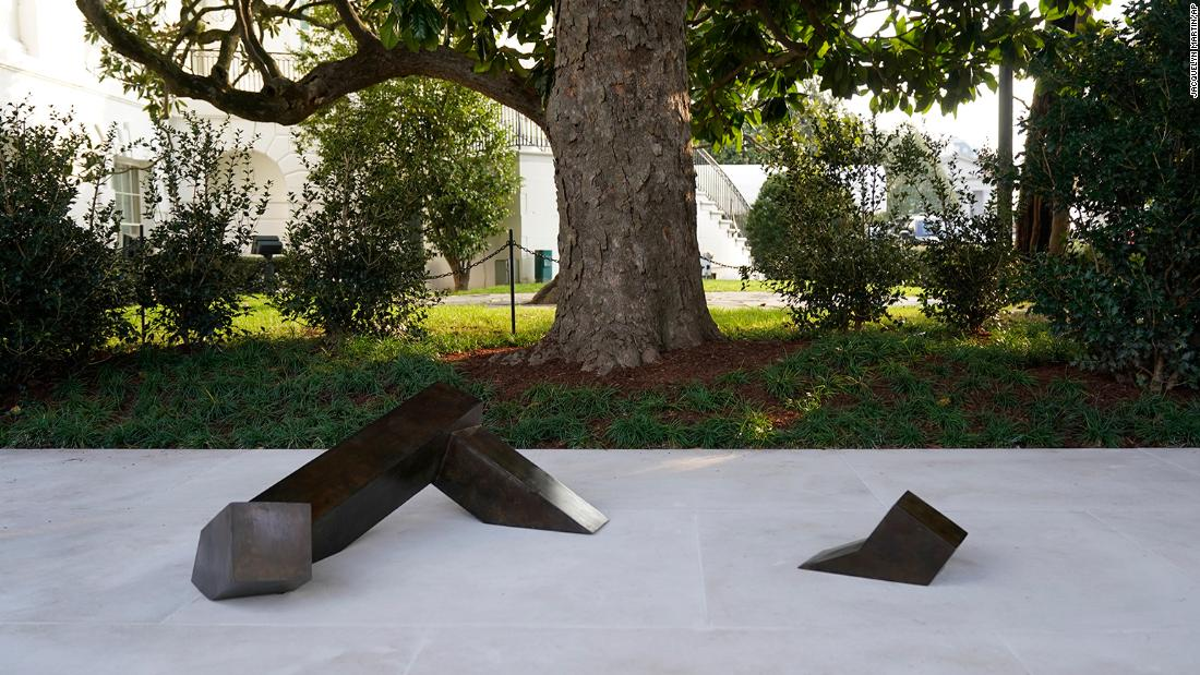 www.cnn.com: Isamu Noguchi sculpture becomes White House's first artwork by an Asian American