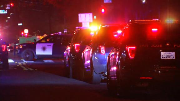Five people were stabbed, two of them fatally, at a San Jose church on Sunday night.
