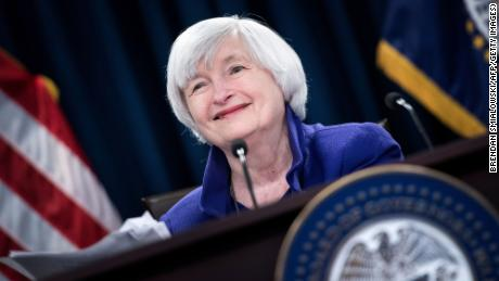 Janet Yellen, who led the Federal Reserve from 2014 to 2018, could become the first woman to lead the US Treasury Department.
