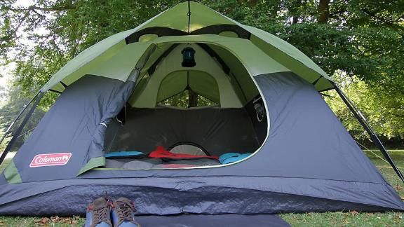 Coleman tents and outdoor gear