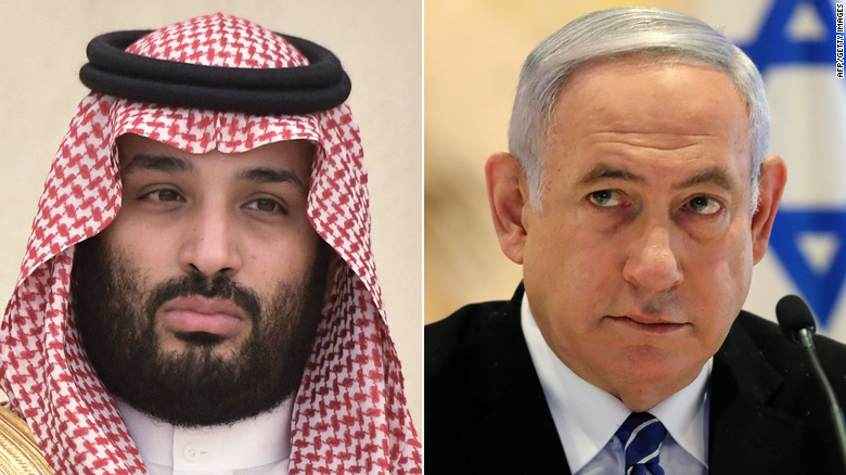 Netanyahu held secret meeting with Saudi Crown Prince, Israeli minister confirms