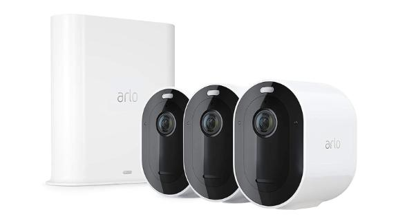 Arlo Smart Home Security Cameras