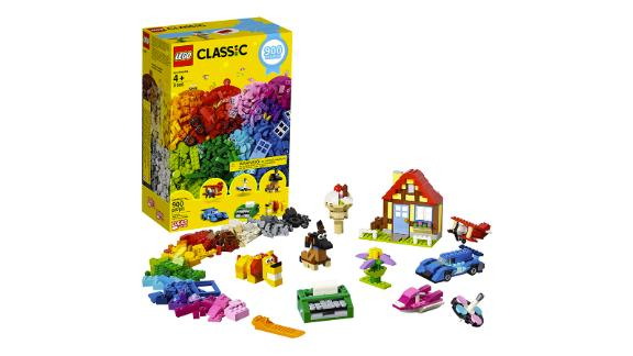 Lego building kits