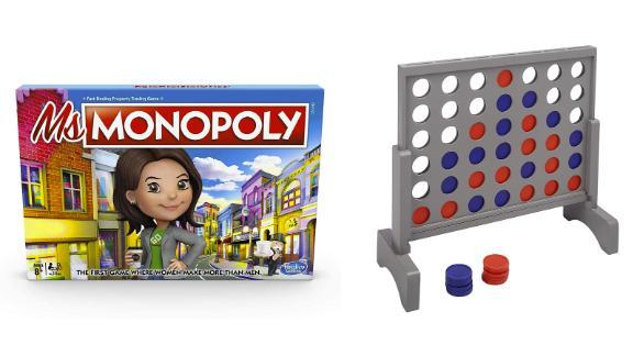Select board games