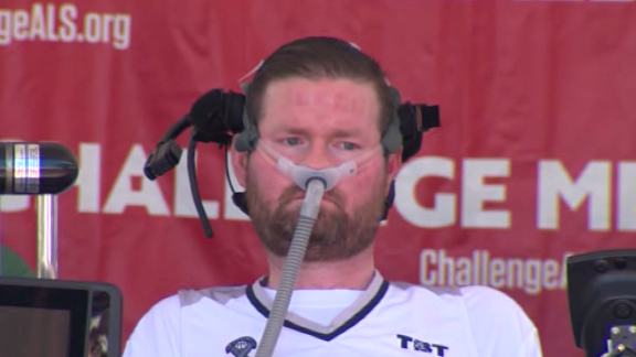 Image for Pat Quinn, the co-founder of the ALS Ice Bucket Challenge, dies at 37