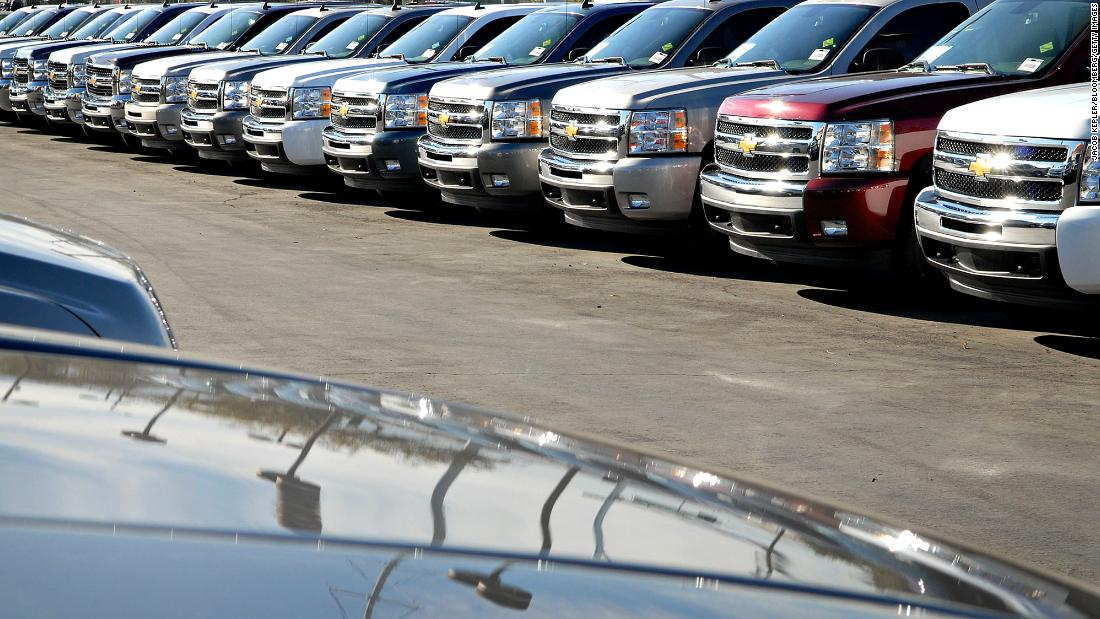 GM recalling 7 million vehicles for airbag problems after losing fight with safety regulator