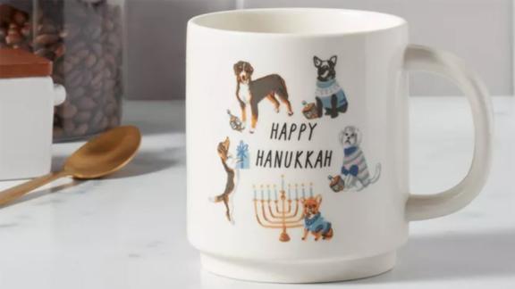 Threshold Happy Hanukkah Mug