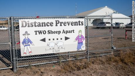Navajo Nation faces devastating loss from Covid-19 pandemic