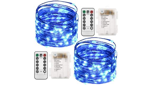 The Twinkle Star Store LED String Lights, Set of 2