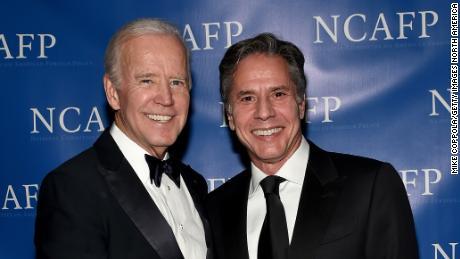 Quién es Antony Blinken, el posible secretario de Estado de Joe Biden? -  CNN Video