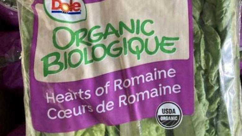 Romaine in at least 15 states voluntarily recalled over possible E. coli risk, FDA says