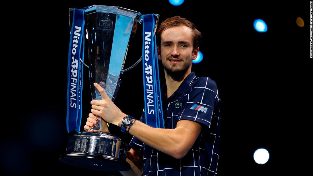 Australian Open could be 'really dangerous' for tennis players, says Daniil Medvedev