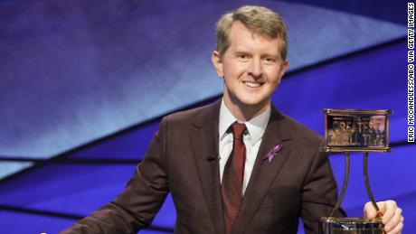 Ken Jennings will be the first interim guest host to replace Trebek as the host of the popular game show.