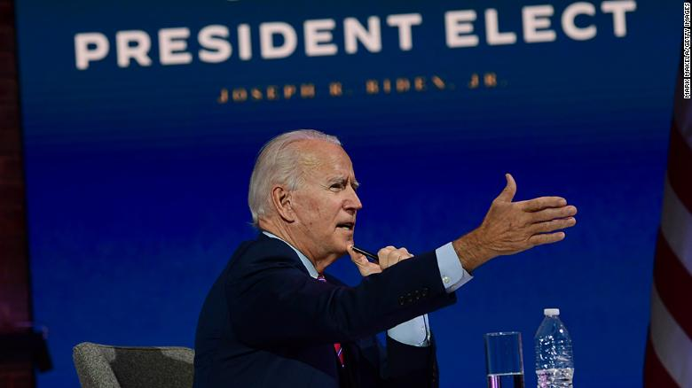 Biden expected to deliver Thanksgiving address ahead of holiday