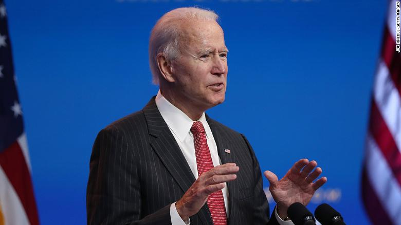 Biden says transition outreach from Trump administration has been 'sincere'