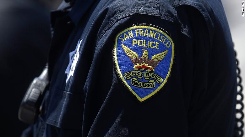San Francisco officer is charged with on-duty homicide. The DA says it's a first