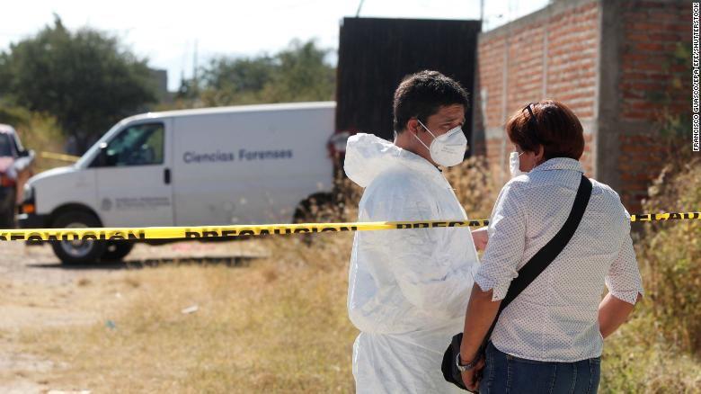 Mexican authorities uncover 113 bodies in mass grave