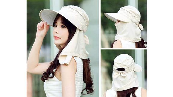 کلاه ضد آفتاب ضدآفتاب در فضای باز UPF 50+ UV