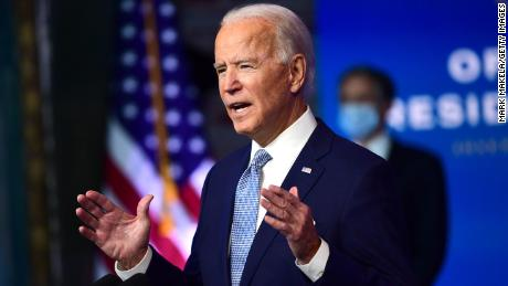 Biden to face test over access to sensitive information as he inherits Trump's secret server