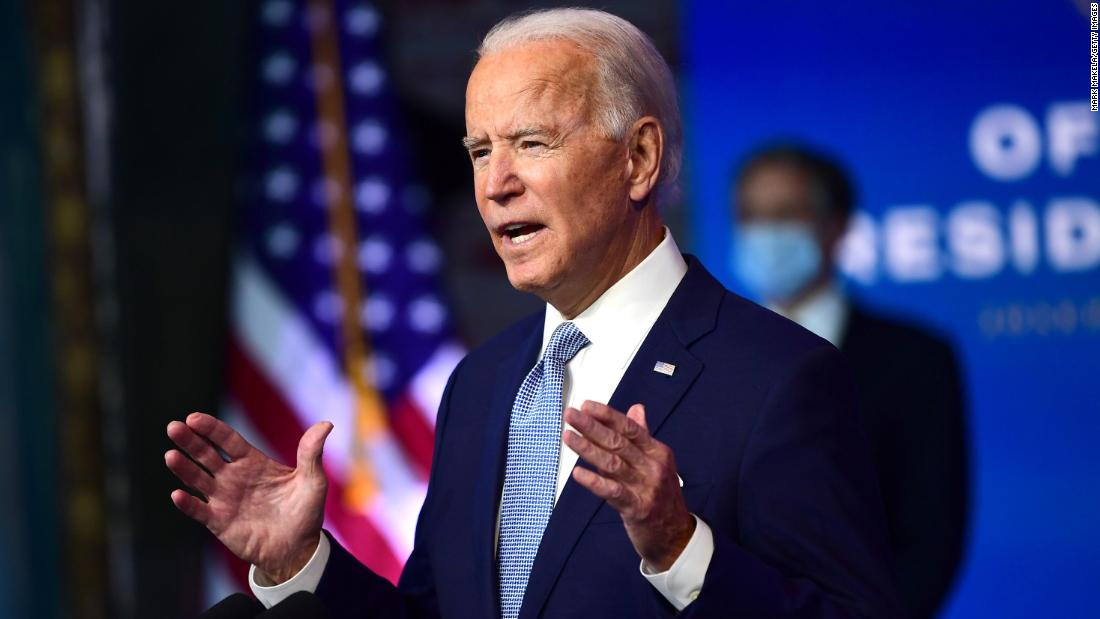 White House signs off on Biden getting President's Daily Brief