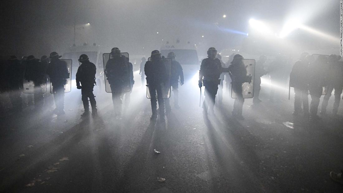 French lawmakers pass controversial bill that restricts the publication of images of police