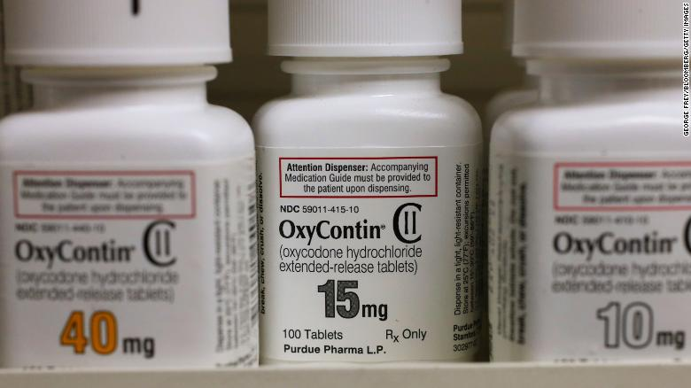 Purdue Pharma pleads guilty to federal criminal charges related to nation's opioid crisis