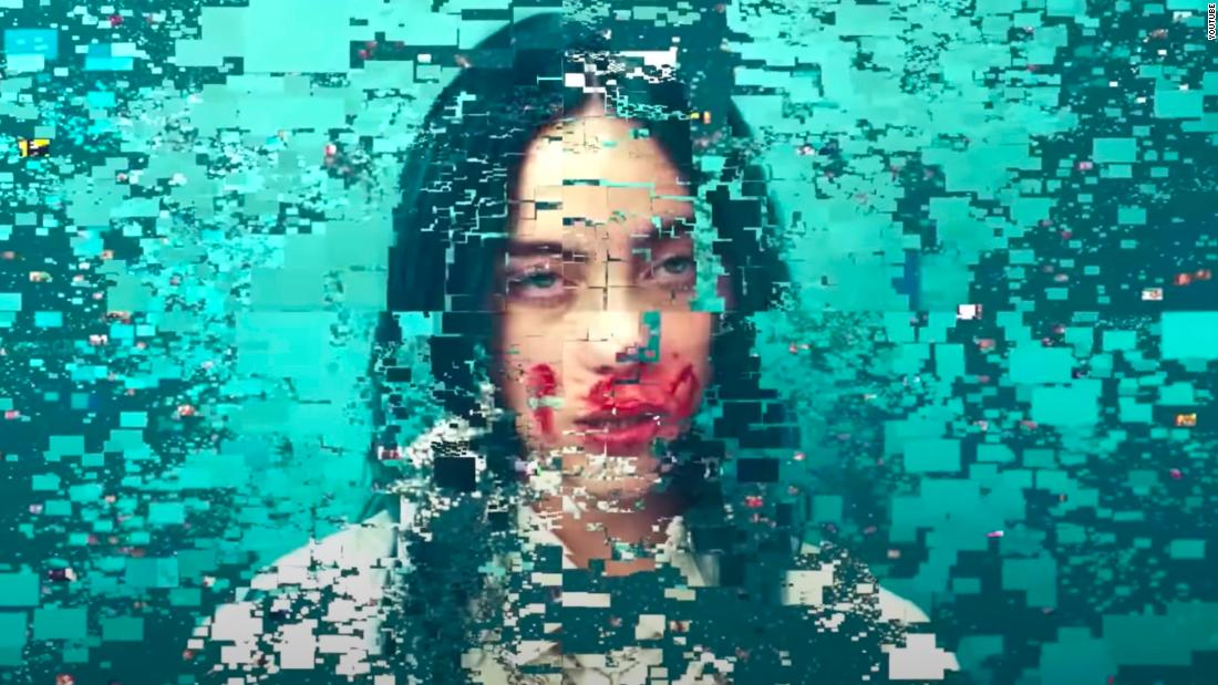 Watch this 'infinite' music video of Billie Eilish's 'Bad Guy'