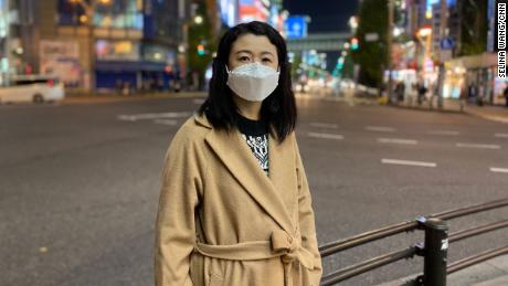 Eriko Kobayashi has struggled with her mental health in the past. She says the pandemic has brought back intense fears of falling into poverty.