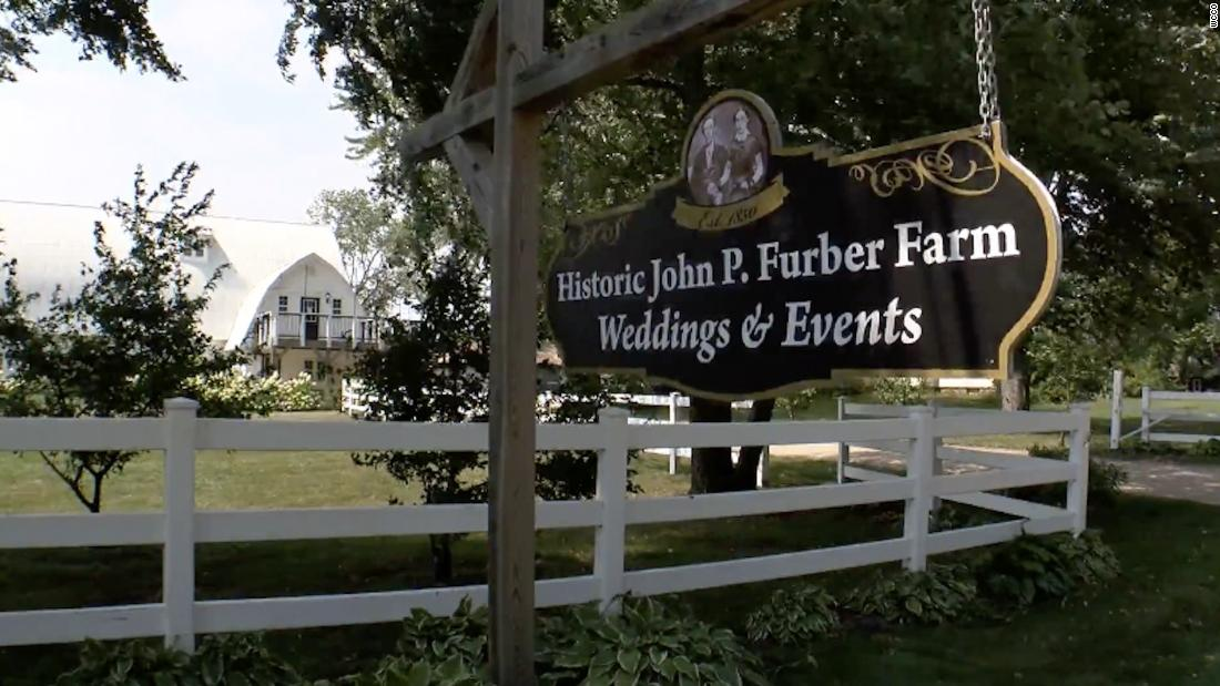 Costly controversy ignites over sprinklers in wedding barns
