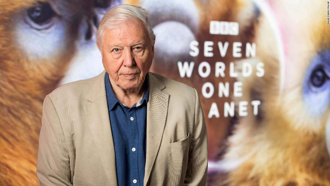 David Attenborough has left Instagram, just weeks after joining