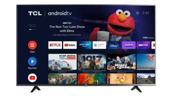 "TCL 43"" Class 4-Series 4K UHD HDR Smart Android TV"