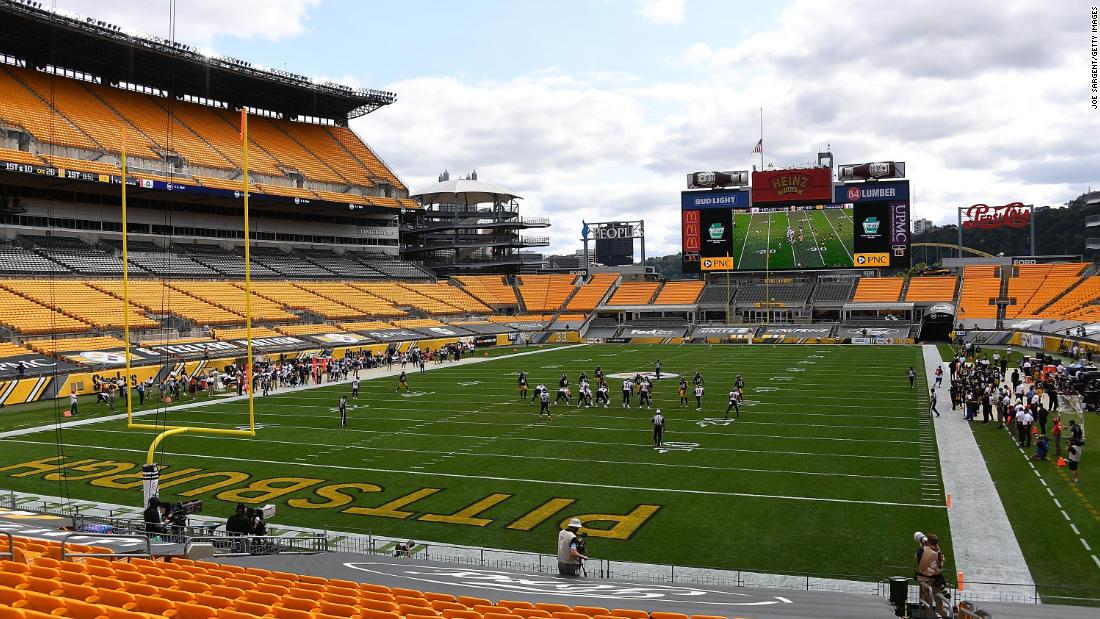 Ravens-Steelers Thanksgiving matchup postponed due to Covid-19 cases – CNN