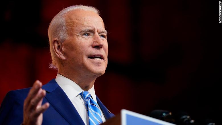 Biden readies major stimulus push and flurry of executive actions in first 100 days