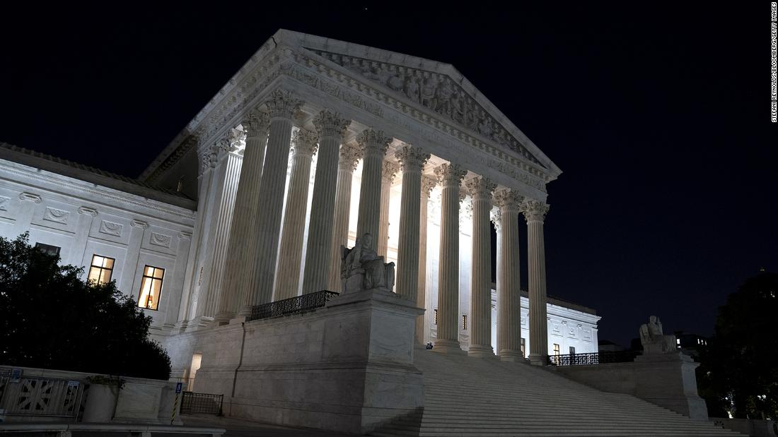 In a 5-4 ruling, Supreme Court sides with religious groups in a dispute over Covid-19 restrictions in New York