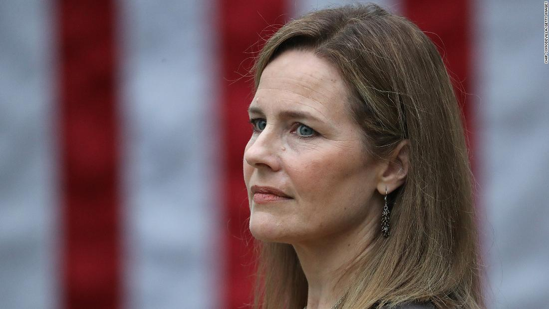 Justice Amy Coney Barrett's first majority written opinion limits reach of FOIA