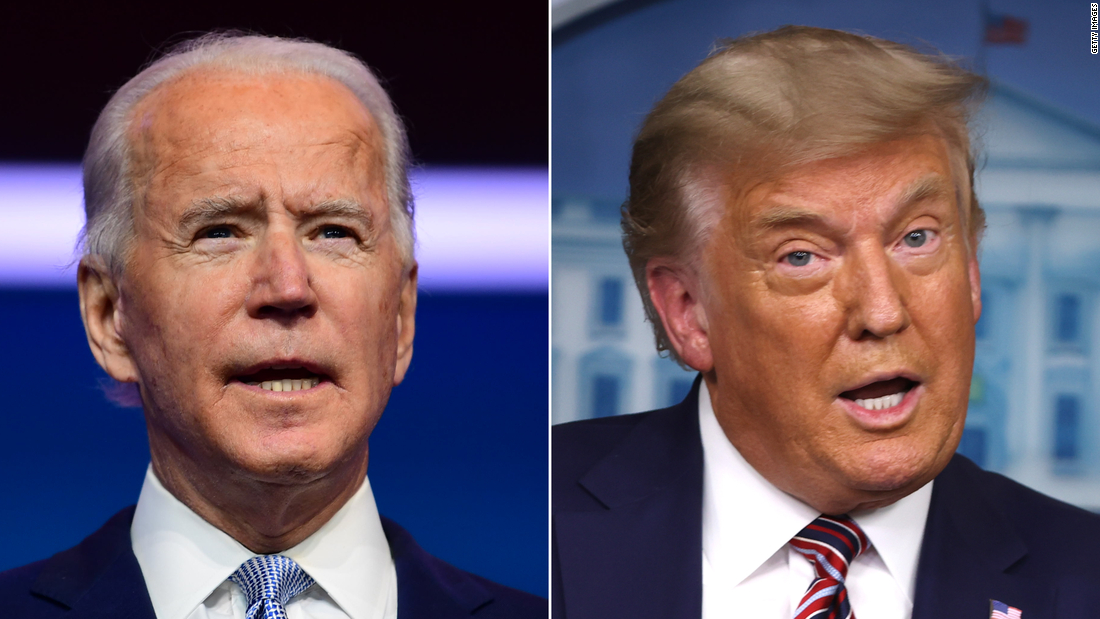 Biden faces test over Trump's secret server