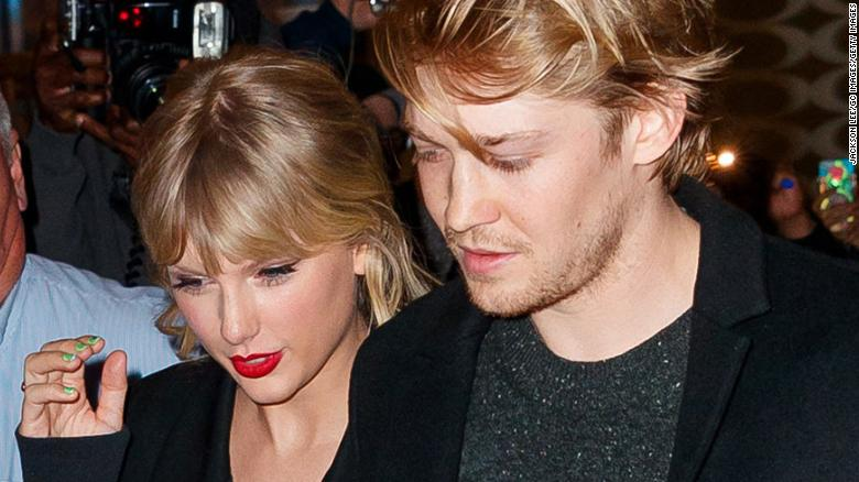 Taylor Swift reveals boyfriend Joe Alwyn is mystery 'Folklore' co-writer