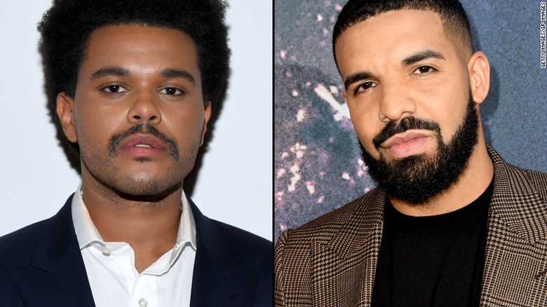 Drake sides with The Weeknd, says Grammys 'may no longer matter'